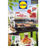 Catalogue Lidl du 25 au 30 avril 2018
