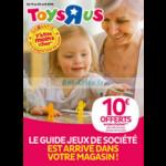 Catalogue Toys R Us du 11 au 22 avril 2018 (Jeux de Société)