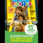Catalogue Toys R Us du 11 au 22 avril 2018 (Plein Air)