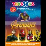 Catalogue Toys R Us du 25 avril au 13 mai 2018