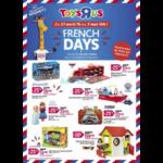 Catalogue Toys R Us du 27 avril au 2 mai 2018