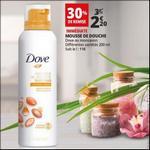 Bon Plan Mousse de Douche Dove chez Auchan - anti-crise.fr