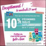 Bon Plan Produits de Beauté chez Carrefour Market - anti-crise.fr