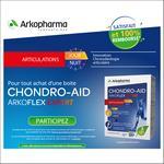 Offre de Remboursement Arkopharma: Chondro-Aid Expert Satisfait ou 100% Remboursé - anti-crise.fr