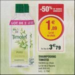 Bon Plan Shampooing Timotei chez Magasins U - anti-crise.fr