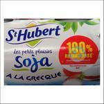 Offre de Remboursement St Hubert : Les Petits Plaisirs Soja à la Grecque 100% Remboursé - anti-crise.fr