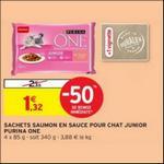 Bon Plan Sachet Repas Purina One chez Intermarché - anti-crise.fr