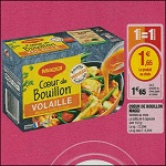 Bon Plan Coeur de Bouillon Maggi chez Magasins U (24/04 - 28/04) - anti-crise.fr