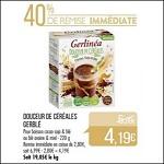 Bon Plan Douceur de Céréales Gerlinéa chez Match (10/04 - 15/04) - anti-crise.fr