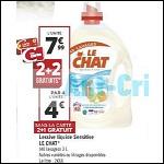Bon Plan Lessive Lechat Sensitive chez Géant Casino (24/04 - 05/05) - anti-crise.fr