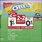 Bon Plan Oreo Golden chez Géant Casino (24/04 - 05/05) - anti-crise.fr
