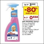 Bon Plan Spray Mr Propre chez Casino (02/05 - 13/05) - anti-crise.fr