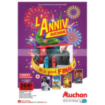 Catalogue Auchan du 30 mai au 5 juin 2018