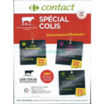 Catalogue Carrefour Contact du 16 au 20 mai 2018
