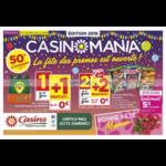 Catalogue Casino du 22 mai au 3 juin 2018