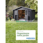 Catalogue Castorama du 15 mai au 31 décembre 2018 (Abris de Jardin)