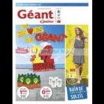 Catalogue Géant Casino du 22 mai au 3 juin 2018