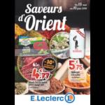Catalogue Leclerc du 15 mai au 16 juin 2018 (Occitanie - Ramadan)