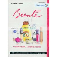 Catalogue Leclerc Du 22 Mai Au 2 Juin 2018 Opération Beauté
