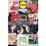 Catalogue Lidl du 30 mai au 5 juin 2018