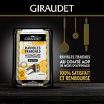 Offre de Remboursement Quoty : Ravioles Fraîches Giraudet 100% Remboursé