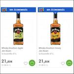 Bon Plan Whisky Jim Beam chez Carrefour - anti-crise.fr