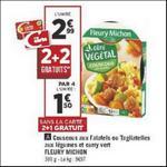 Bon Plan Plat Cuisiné Côté Végétal Fleury Michon chez Géant Casino - anti-crise.fr