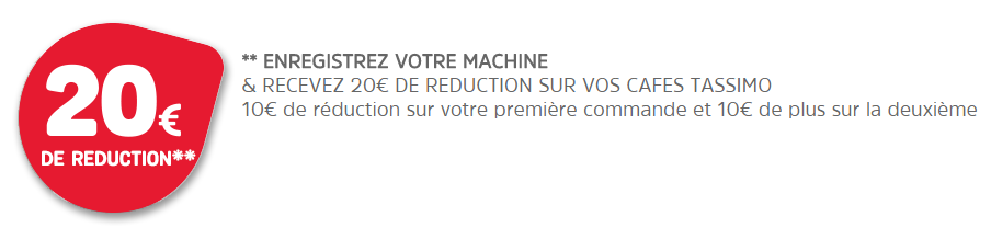 bon plan tassimo vivy offerte reductions