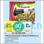 Bon Plan Poêlée de Légumes Bonduelle chez Intermarché (15/05 - 27/05) - anti-crise.fr