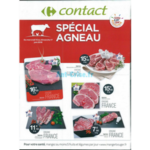 Catalogue Carrefour Contact du 13 au 17 juin 2018 (Agneau)