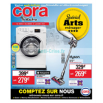 Catalogue Cora du 3 au 21 juillet 2018 (Arts Ménagers)