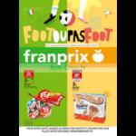 Catalogue Franprix du 20 juin au 1er juillet 2018