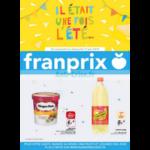 Catalogue Franprix du 6 au 17 juin 2018