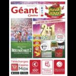 Catalogue Géant Casino du 26 juin au 8 juillet 2018