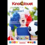 Catalogue King Jouet du 30 mai au 25 juin 2018