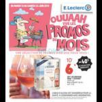 Catalogue Leclerc du 19 au 23 juin 2018 (Bretagne)