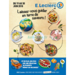 Catalogue Leclerc du 19 au 30 juin 2018 (Depts 40 47 64 65)