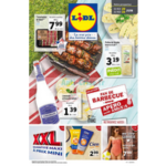Catalogue Lidl du 20 au 26 juin 2018