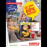 Catalogue Simply Market du 13 au 24 juin 2018