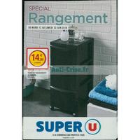 Catalogue Super U Du 12 Au 23 Juin 2018 Rangement