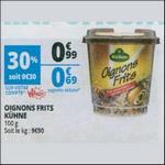 Bon Plan Oignons Frits Kühne chez Auchan - anti-crise.fr