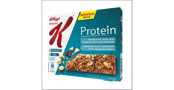 Bon Plan Barres Spécial K Protein Kellogg's partout - anti-crise.fr