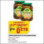 Bon Plan Cornichons Kühne chez Simply Market (21/06 - 25/06) - anti-crise.fr