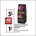 Kellogg's Extra Creations chez Géant Casino (26/06 - 01/07) - anti-crise.fr