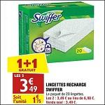 Bon Plan Lingettes Swiffer chez Atac (06/06 - 11/06) - anti-crise.Fr