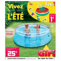 Catalogue Gifi Du 24 Juillet Au 6 Août 2018 Catalogues