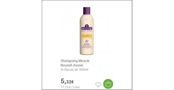Bon Plan Shampooing Miracle Aussie chez Carrefour - anti-crise.fr