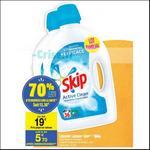 Bon Plan Lessive Liquide Skip chez Carrefour Market - anti-crise.fr