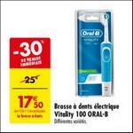 Bon Plan Brosse à Dents Oral-B Electrique chez Carrefour - anti-crise.fr
