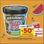 Bon Plan Crème Glacée Ben & Jerry's chez Casino - anti-crise.fr